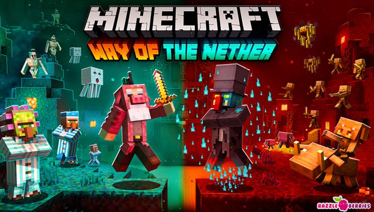 Minecraft 1.16 & Updates